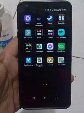 BU Hp LG G6 ram 4/64 minus backdoor kamera lepas. Sisa 100% normal