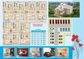 2bhk flats sale at Boduppal in low price