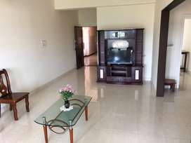 Semi furnished ready to move 3BHK in Bejai
