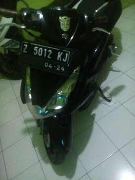 #Suzuki Skydrive# BACA !!! komplit BPKB & STNK pajak jalan!!!