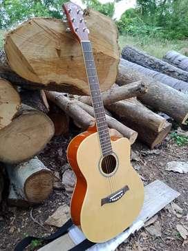 Jumbo Base Guitar