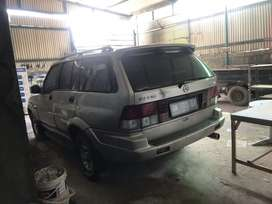 Mercy Ssangyong boxer 1998 Metic
