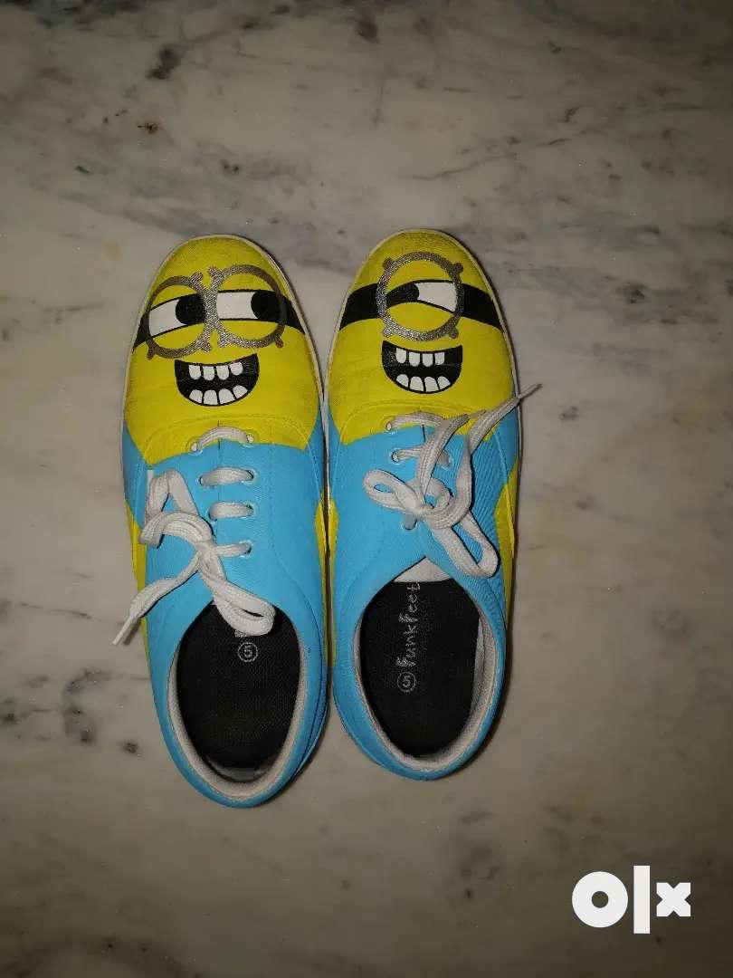 """Funky """"FunkFeet"""" Women Shoes 0"""