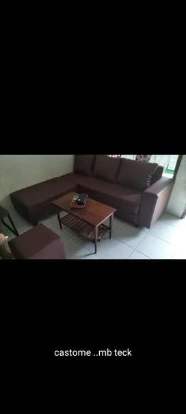 Service sofa Garut