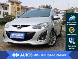 [OLXAutos] Mazda 2 1.5 L A/T 2014 Silver