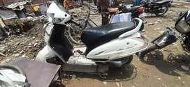 Honda Activa brand new condition urgent sell need money