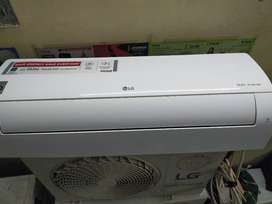 1 Year Used LG 1.0 Ton Inverter split air conditioner