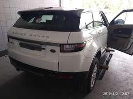 Land Rover Range Evoque Pure SD4 (CBU), 2016, Diesel
