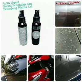 Auto Liquid Solusi Pengkilap dan Pelindung cat kendaraan