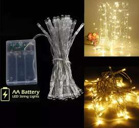 Fairy light Cell Battery Operated