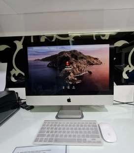 APPLE imac 21.5 inch 2013 full set ori apple