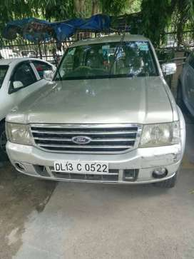 Ford Endeavour SUV 2007 Deluxe Model in Excellent running Condition
