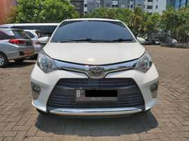 Toyota Calya G Automatic Putih 2017 - Mulus terawat - Service Record