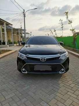 Toyota Camry 2.4 V Hitam 2017