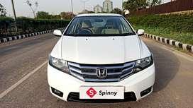 Honda City, 2012, Petrol