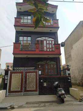 2 BHK Triple storied house for sale in Sector 5 Gurugram