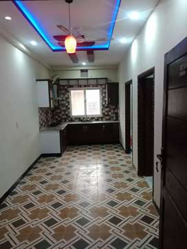 Front cornor H-13 Islamabad 2 bed 2 bath T.v lounge  with possesion