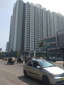 2BHK BRAND NEW FLAT FOR RENT IN MAN OPUS, WESTERN HIGHWAY,MIRA ROAD(E)