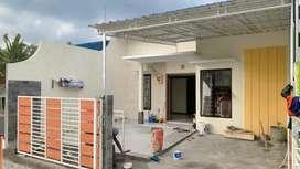Rumah SIAP BANGUN dekat exit TOL Bandara YIA