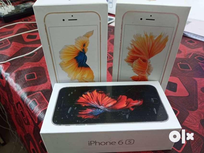 iphone 6s 32gb brand new mobile/cod/emi/seald packd/warranty&bill 0