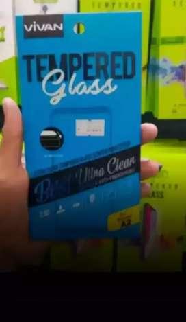 Tempered Glass VIVAN Hp Xiomi A2 (Rave cell Sako)
