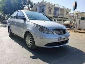 Tata Manza Aura (ABS), Safire BS-III, 2011, Petrol