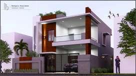 3bhk villa for sale sri ram nager kk nager trichy 21
