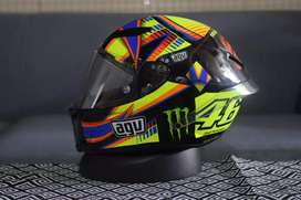 AGV Corsa double face Winter test Limited Edition 2500 unit