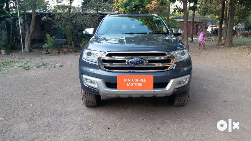 Ford Endeavour 3.2 Titanium AT 4x4, 2016, Diesel 0