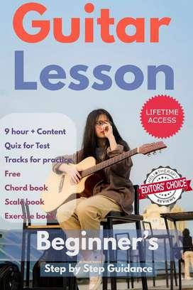 Guitar lessons in hindi