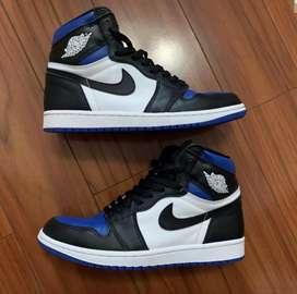 Nike Air Jordan 1 Retro High OG 'Royal Toe'