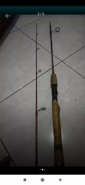 Shimano basstera xt s50 m