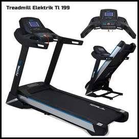 Treadmill Elektrik 3hp Semi Komersil