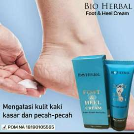 Krim Kaki Bio Herbal Foot Heel Cream
