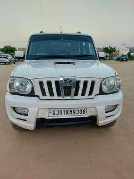 Mahindra Scorpio 2009-2014 VLX 2WD BSIII, 2011, Diesel