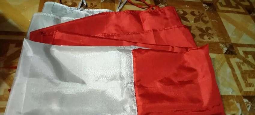 Kain Bendera bagus merah putih 0