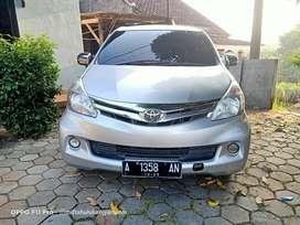 Toyota Avanza G manual 2013 pajak of 2019