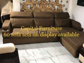 New luxury sofa lounger on instalment at very affordable price