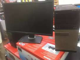 Core i7 4th DELL with 24inches LCD Monitor 20Nos Available