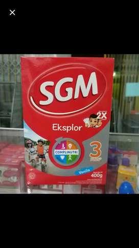 SGM 3+ Vanila 400 gram