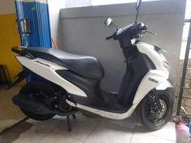 Yamaha freego 2019 di Rafael motor Teluk Dalam