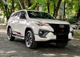 Fortuner 2.4 VRZ TRD 4x2 AT 2018