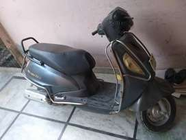 Genuine Scooter Good Condition,Selling to buy new bike