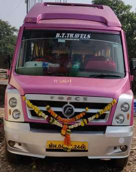 All types of Luxury AC NonAC buses Available (17 to 55 seater)