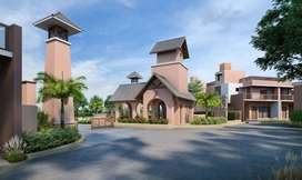 Book a 2BHK Row House & enjoy the facilities of a resort - Olpad Sayan