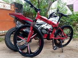 Foldable cycle for sale