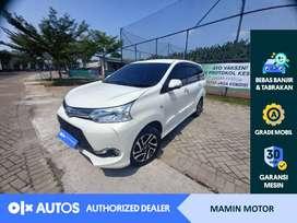 [OLXAutos] Toyota Avanza 2016 Veloz 1.3 A/T Bensin Putih #Mamin Motor