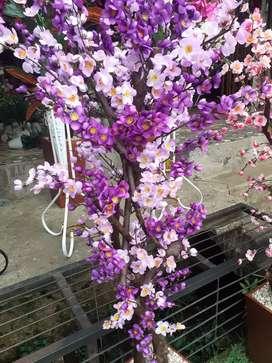 Jual murah Harga bunga sakura Terbaik - Dekorasi Perlengkapan Rumah