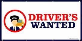 Driver for pick up and drop service in pune