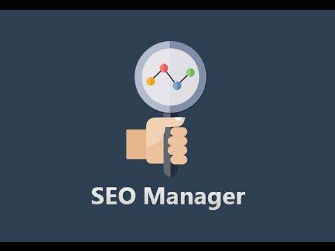 SEO Manager Required in house 0